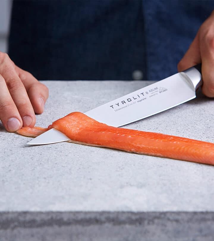 Messer mit persönlicher Note