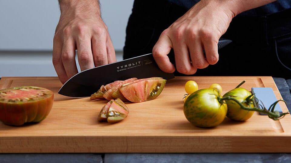 Fly Wheel Cut Messer