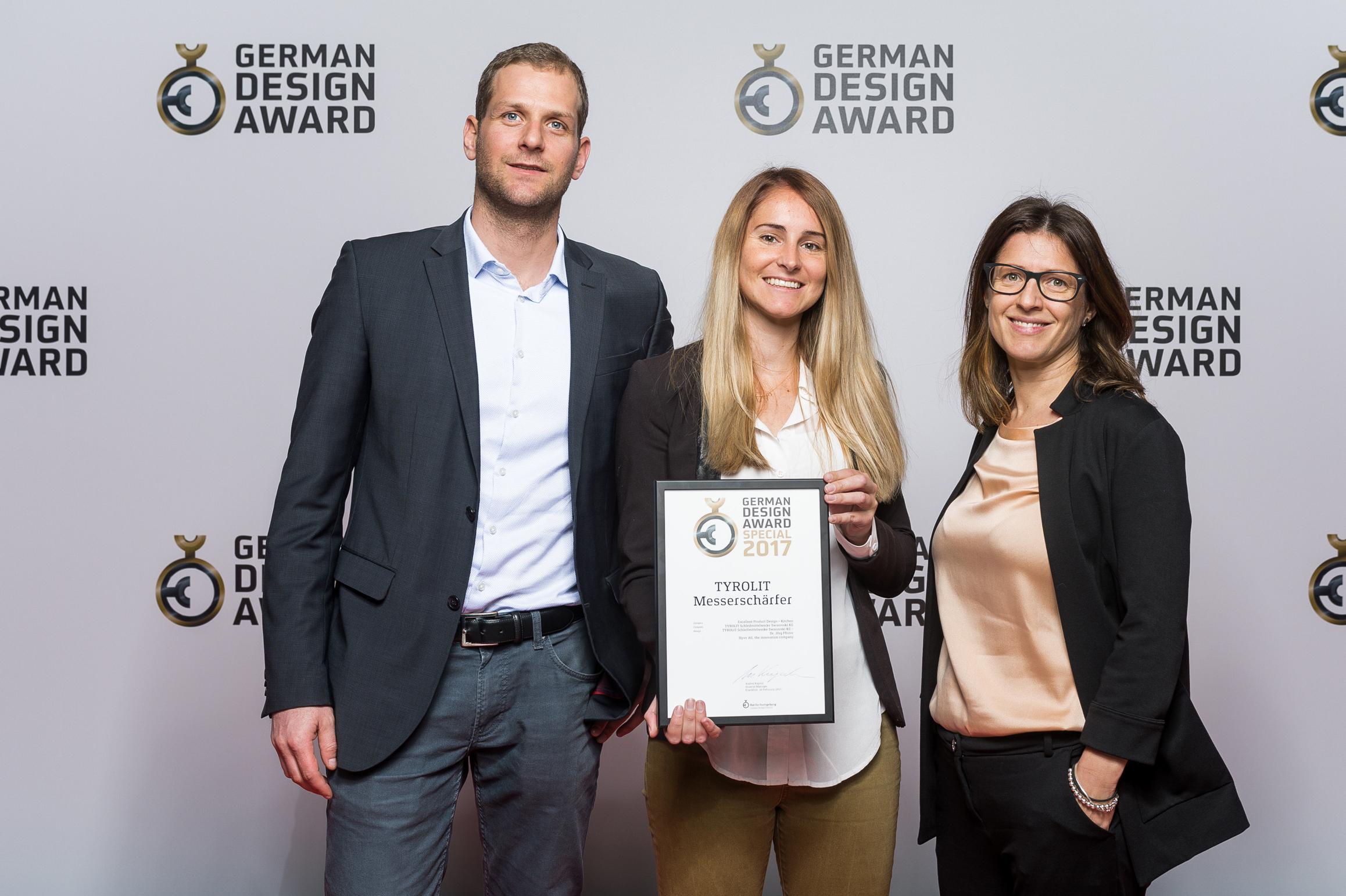 TYROLIT life German Design Award