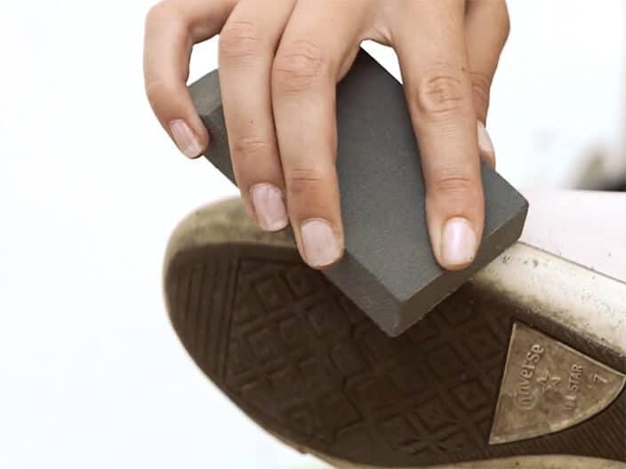 Schuhpflege