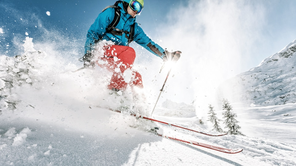 Skikanten Set 87°