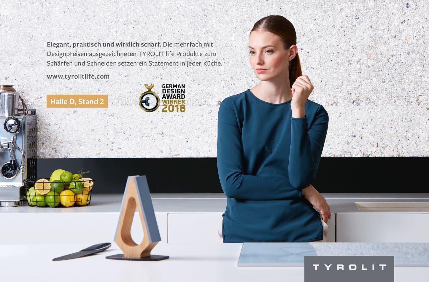 TYROLIT life auf der FAFGA 2018